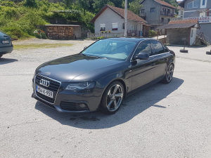 Audi A4 3.0 Quattro S-Line