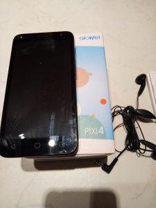 Mobitel alcatel pixi4