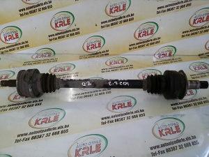 Poluosovina zadnja desna C klasa 203 2.2 CDI KRLE 21767
