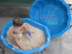 Pro Garden Sandy pjescanik i bazen za djecu l NOVO