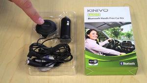 Bluetooth auto komunikator slusalice