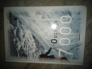 Knjiga ODISEJA 7000- MUHAMED GAFIC