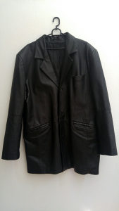Muška kožna jakna *NOVO*