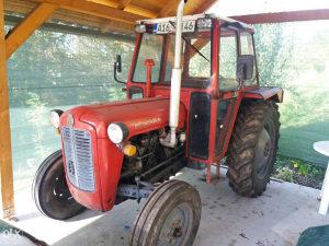 Traktor IMT 539 - prikolica, priključci IMT-539