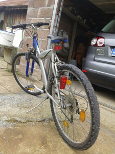 Biciklo Mountain