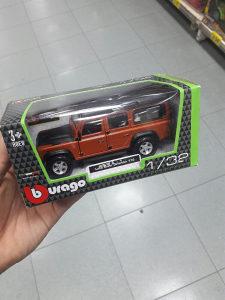 BBURAGO - Land Rover Defender 110/ Autic - Autici