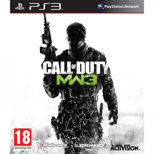 Call Of Duty:MW3 PS3 Playstation 3