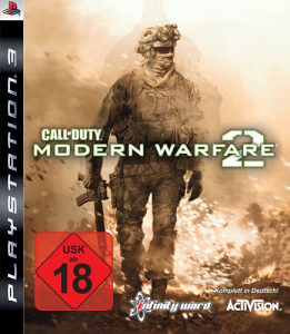 Call Of Duty:Modern Warfare 2 PS3 Playstation 3