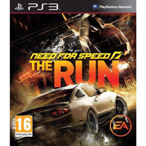 Need For Speed: The Run PS3 Playstation 3