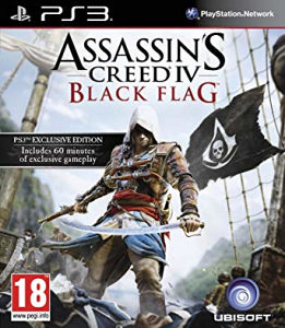 Assassin's Creed: Black Flag PS3 Playstation 3