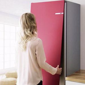 BOSCH NoFrost Vario Style frižider KGN39IJ3A