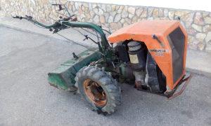 Motokultivator Labin dizel 14 ks
