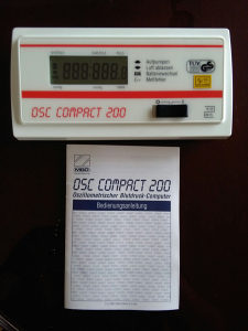 Extra aparat za pritisak profes.digital OSC COMPACT 200