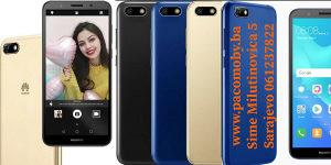 Huawei y5 2018 Novo