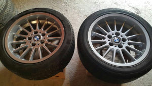"BMW felge 17"" styling 32 5x120"