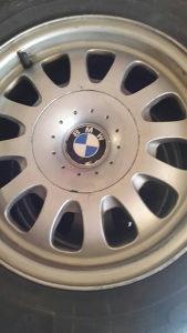 """BMW felge 15"""" 5x120 sa gumama"""