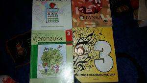 Knjige za 3 razred osnovne škole