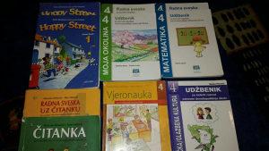 Knjige za 4 razred osnovne škole