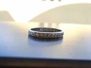 Dijamantski prsten Eternity