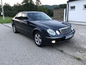 Mercedes Benz E220 E 220 Elegance