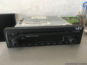 Cd radio a6 2001 2002 2003 2004 dijelovi