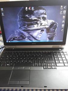 DELL Gaming Laptop i5-3320, 8GB, 2 graficke, Nvidia..