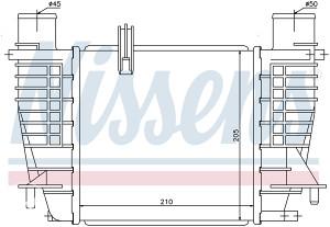 RENAULT CLIO -Hladnjak zraka (2005-2009)