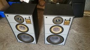 Veliki zvucnici Ei Nis Akustika Radio-as 803
