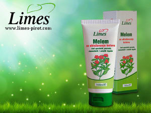 Limes melem za ublažavanje bolova (sportlim gel)