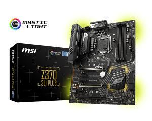 MSI Z370 SLI PLUS 1151