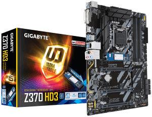 GIGABYTE Z370 HD3-OP 1151