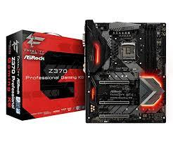 ASROCK Fatal1ty Z370 Gaming K6 1151