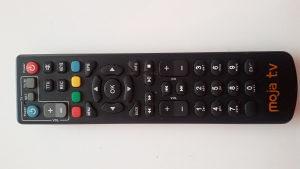daljinski moja tv