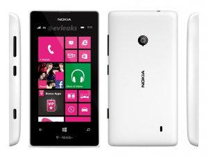 Nokia Lumia 521 Zakljucana
