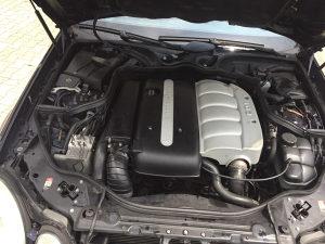 Mercedes w211 220cdi motor