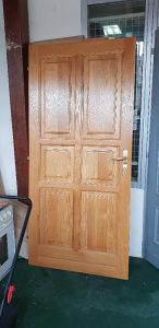 Vrata ulazna i sobna