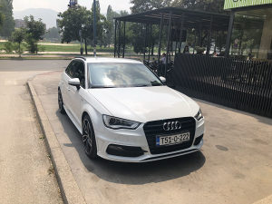 Audi A3 s line 2015