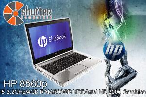HP EliteBook 8560p i5 2.Gen