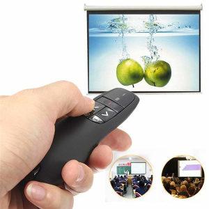 Wireless Prezenter HUACAM DGF-23N RF 2.4GHz Wireless USB
