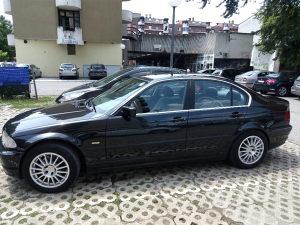 BMW e46 sekvent plin