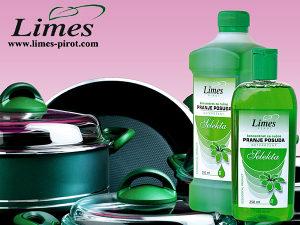 Limes deterdžent za ručno i mašinsko pranje posuđa