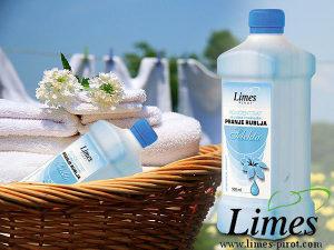 Limes koncentrat za pranje rublja i omekšivač