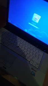Laptop Siemens Fujitsu
