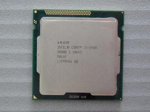 Intel Core i5-2400 3.1GHz