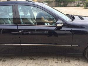 Mercedes w211 prednja desna vrata
