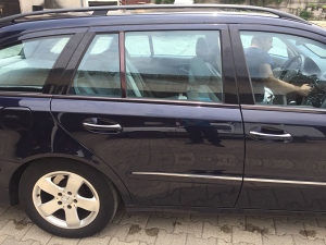 Mercedes w211 zadnja desna vrata