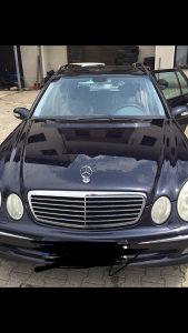 Mercedes w211 maska