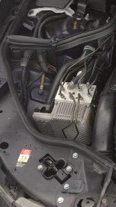 Mercedes w211 sbc