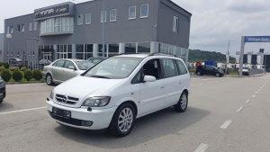 Opel Zafira 2.2 DTI 2004 7 sjedista 92 KW