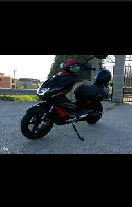 Yamaha aerox nitro 50
